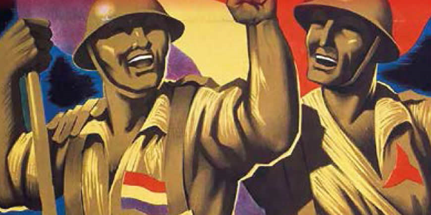 Homenatge anual a les Brigades Internacionals