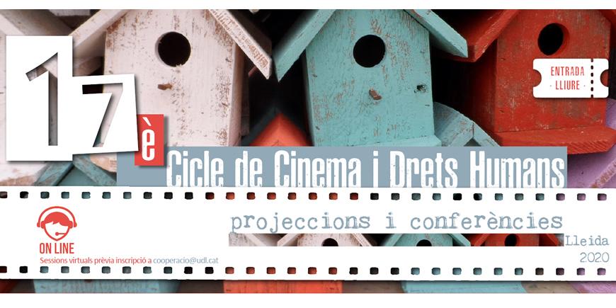 17è Cicle de Cinema i Drets Humans