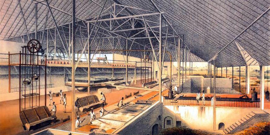 Amos y esclavos: trabajo, rebelión y comercio en la esclavitud transatlántica