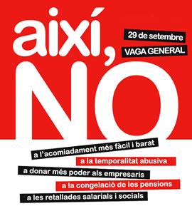 29 de setembre, vaga general