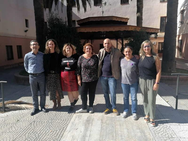Nova Comissió Executiva de CCOO de Tarragona