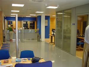 A lleida ccoo obt m s de 20 representants en les for Catalunya banc oficinas