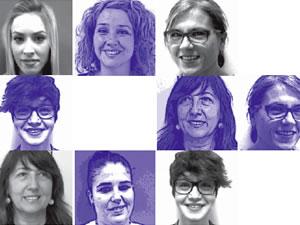 Dones de CCOO de Catalunya