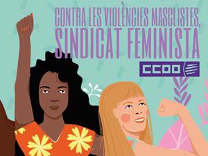 CCOO sindicat feminista