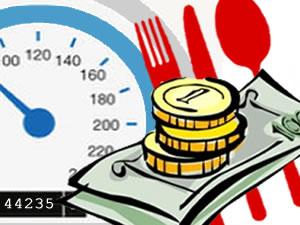 Retribucions, dietes i quilometratge