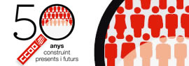 50è aniversari de CCOO