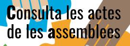 Consulta les actes de les assemblees de debat