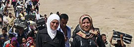 Campanya d'acció humanitària amb les persones refugiades a Jordània i el Líban