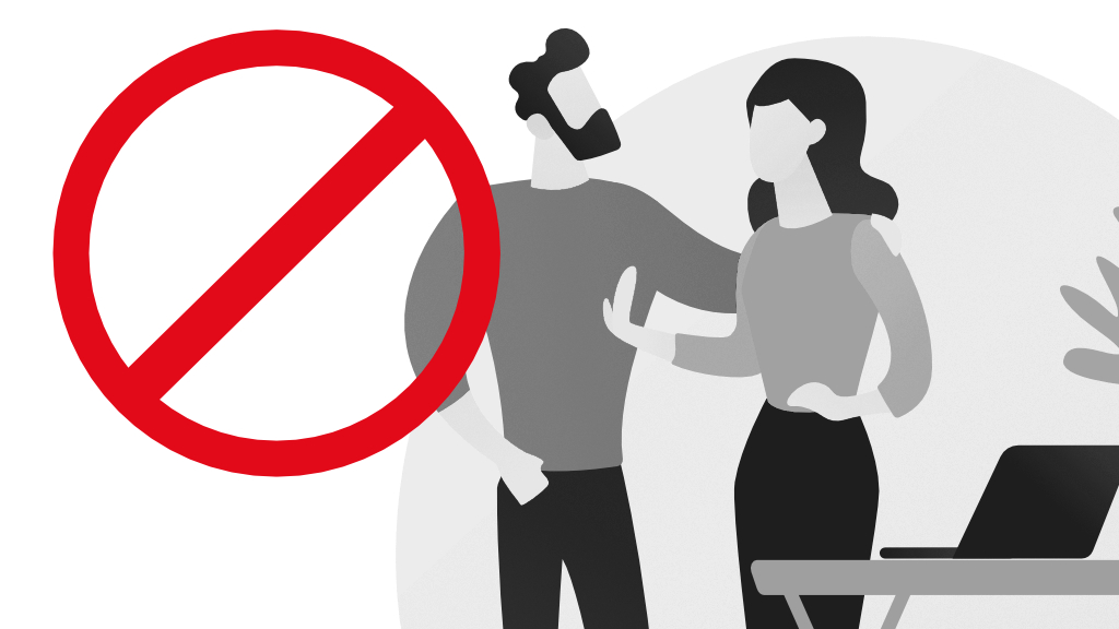 Prou Assetjament Sexual A La Feina