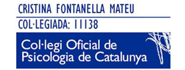 Logo Cristina Fontanella Web