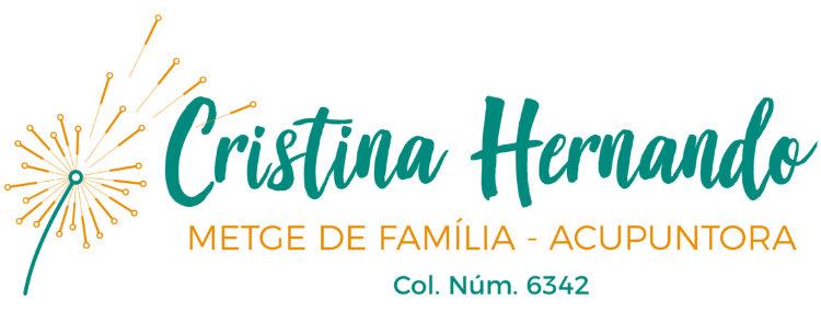 Cristina Hernando. Metge de família i acupuntora
