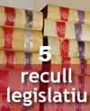 revistes recull legislatiu logo52013