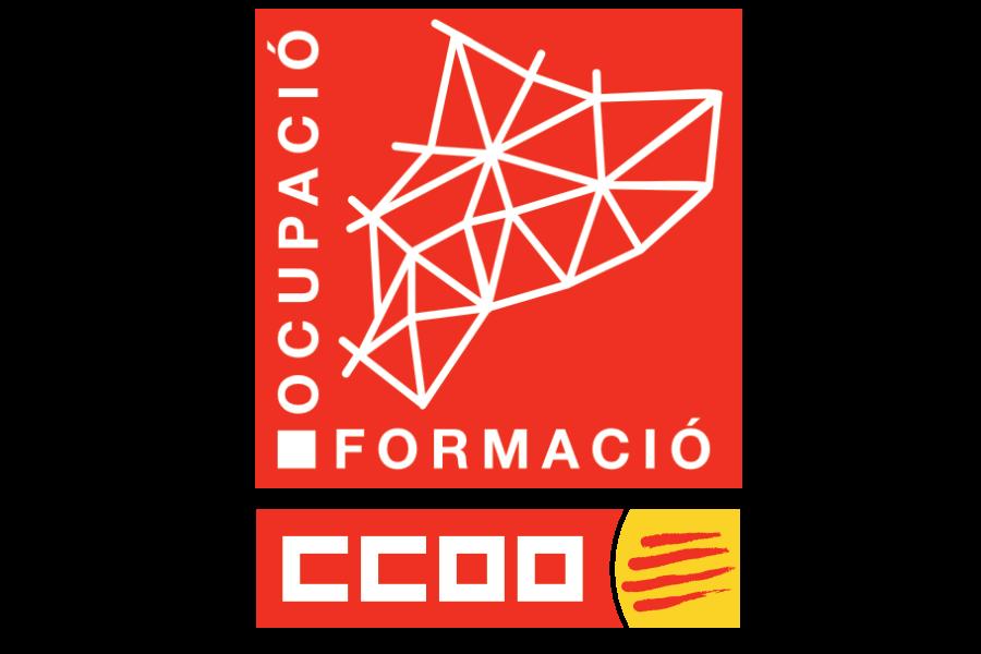 Glifo de la Fundació Paco Puerto de CCOO de Catalunya
