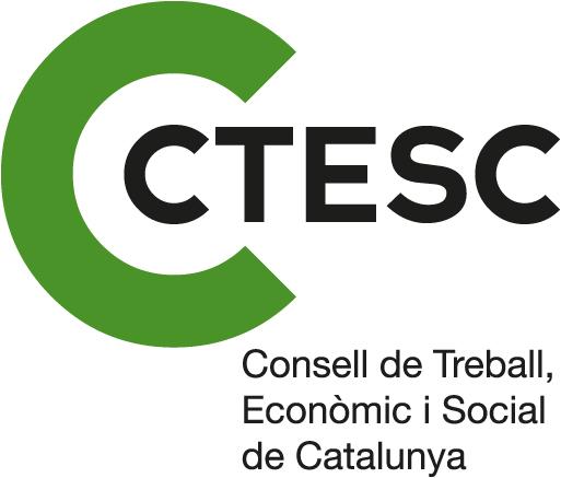 Logo del Consell de Treball Econòmic i Social de Catalunya
