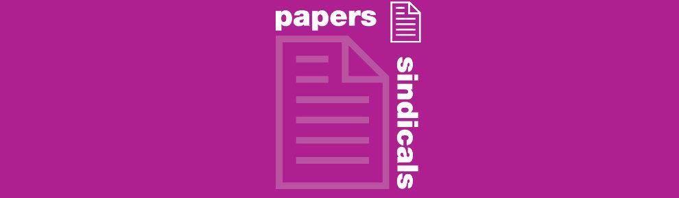 Papers Sindicals