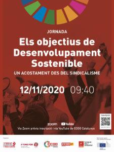 cartell jornada ods 2020