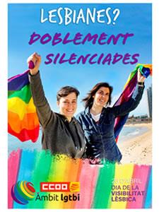 cartell lesbianes doblement silenciades