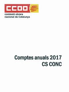 comptes anuals ccoo catalunya 2017
