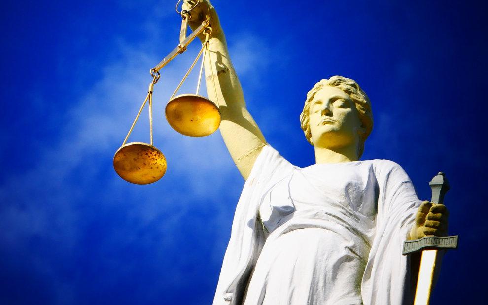 Estàtua de la Justcia