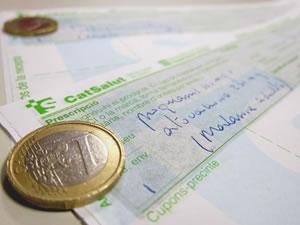 euro per recepta farmaceutica