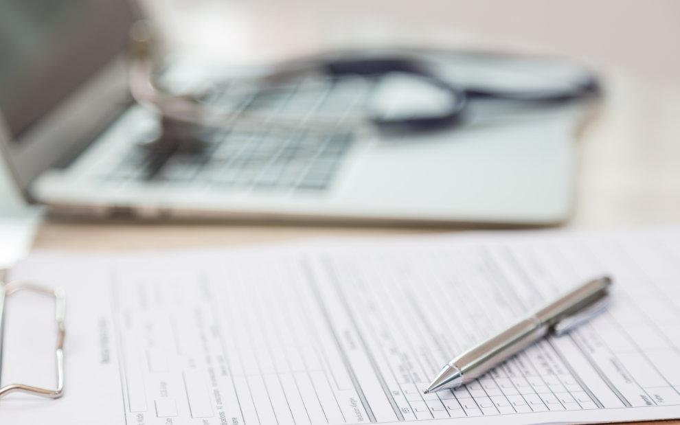 Formulari mèdic