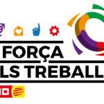 Logotip del 12è Congrés de CCOO de Catalunya