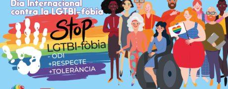 Cartell Horitzontal Dia Internacional Contra Lgtbifobia 2021