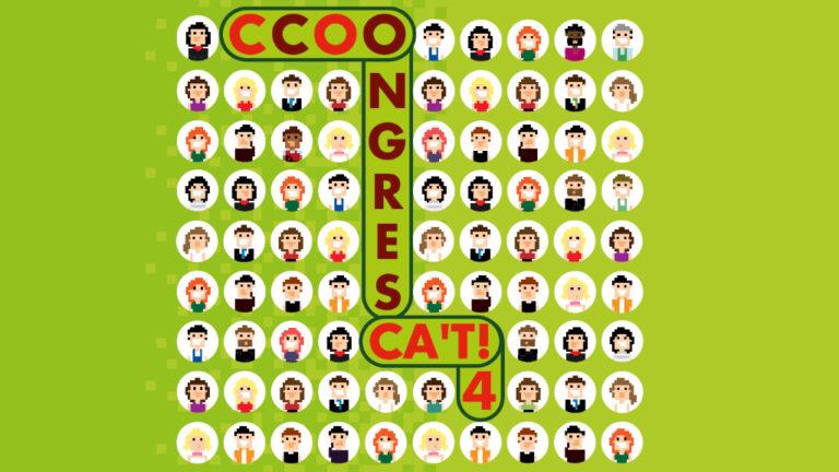 CCOOngresCA'T 4. Passatemps i vocabulari congressual.