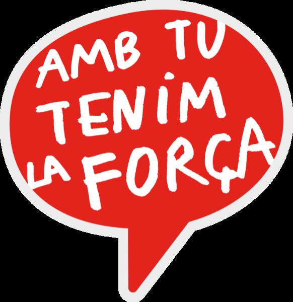 Eslògan 'Amb tu tenim la força' per a les Eleccions Sindicals