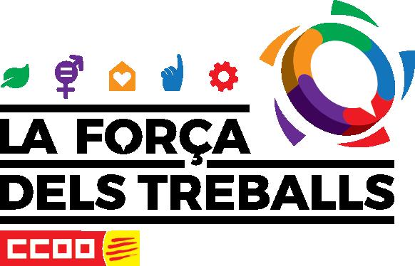 Logo del 12è Congrés horitzontal i amb icones