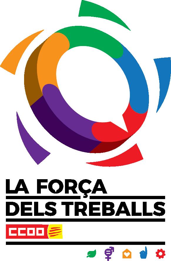 Logo del 12è Congrés vertical i amb icones