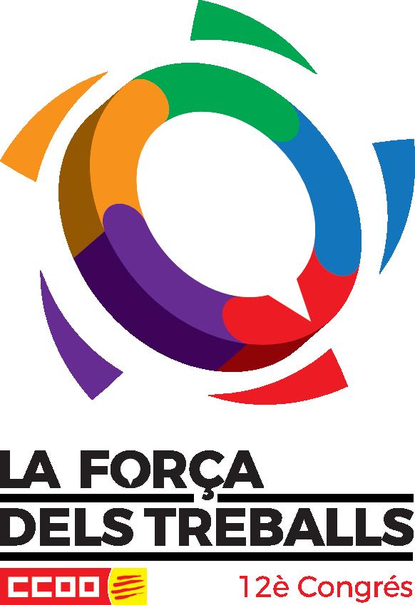 Logo del 12è Congrés vertical amb llegenda