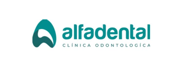 Logo Alfadental Web