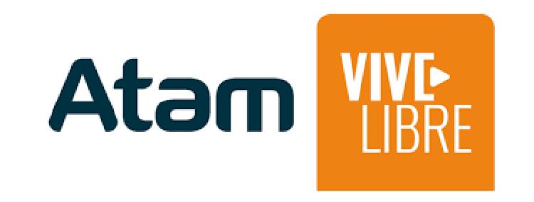 Logo Atam Vivelibre Web