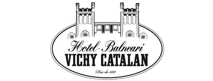 Logo Balneari Vichycatalan