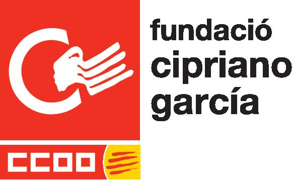 Logo de la Fundació Cipriano Garcia