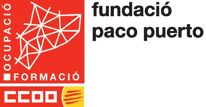 Logo de la Fundació Paco Puerto