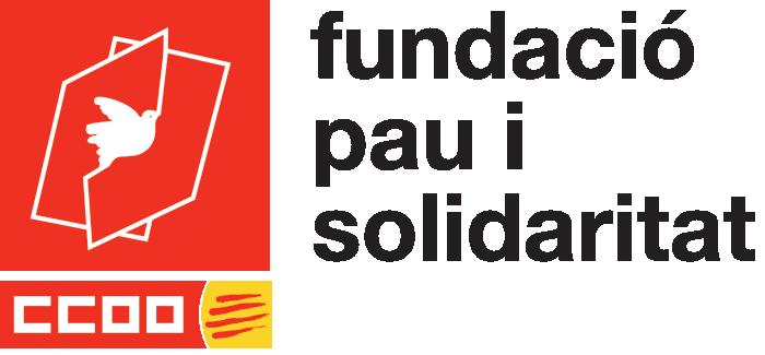 Logo de la Fundació Pau i Solidaritat
