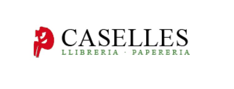 Logo Papereria Caselles Web