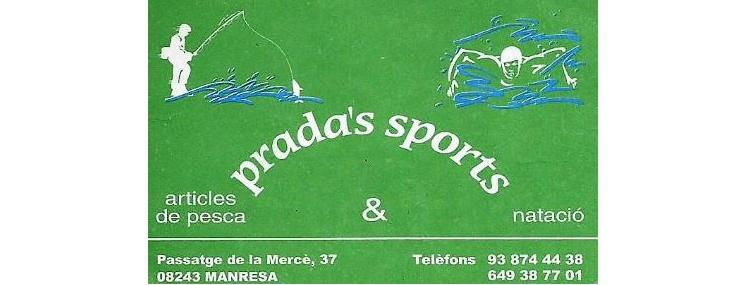 Logo Pradas Sports Web