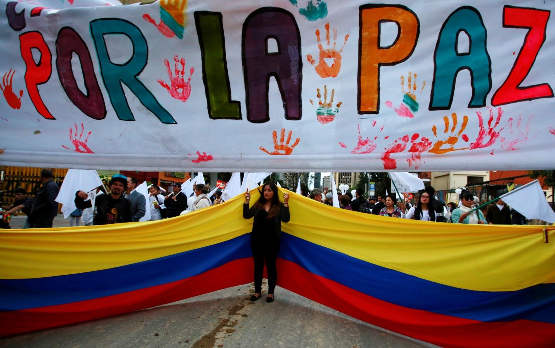 Per la Pau a Colòmbia