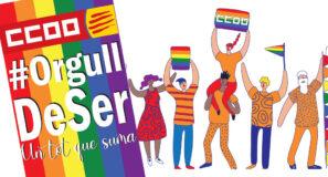 Orgull de ser un tot que suma. Dia de l'Orgull LGTBI+ 2021