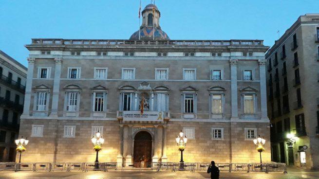 Palau Generalitat Reunio Torrent