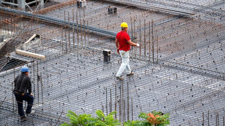 Treballadors de la Construcció