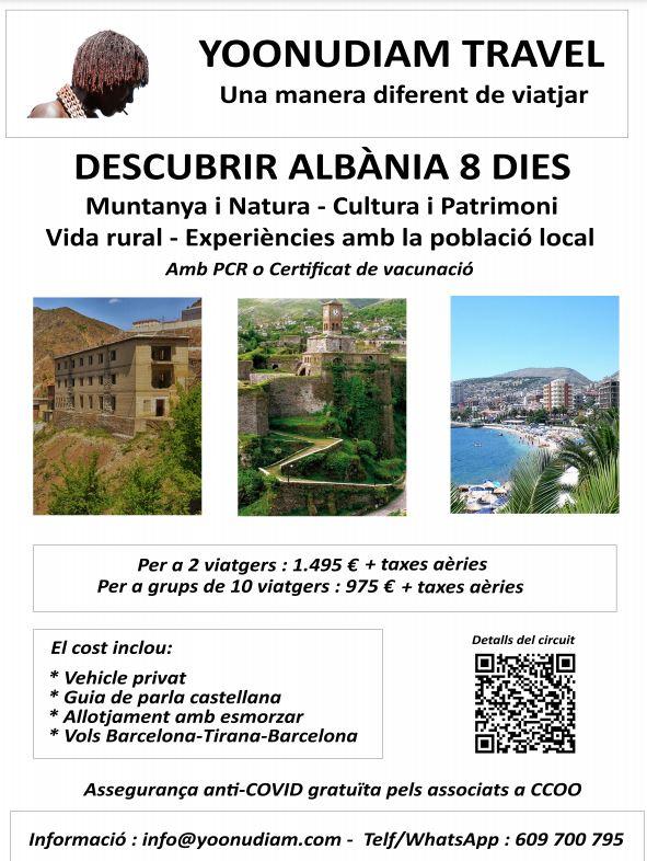 Albania Viatge