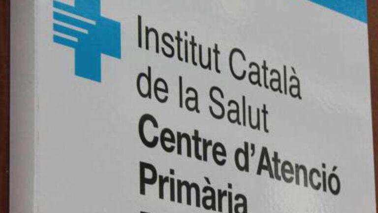 Institut Català de la Salut. Centre d'Atenció Primària