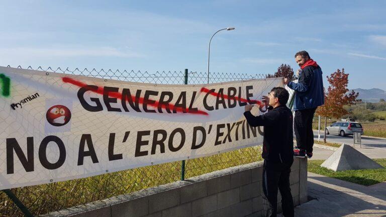General Cable No ERO Extinció