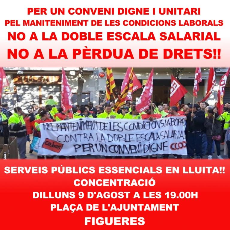 Conveni Digne Serveis Publics Figueres
