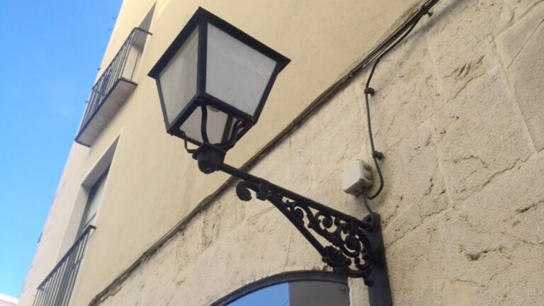 Enllumenat públic de Figueres