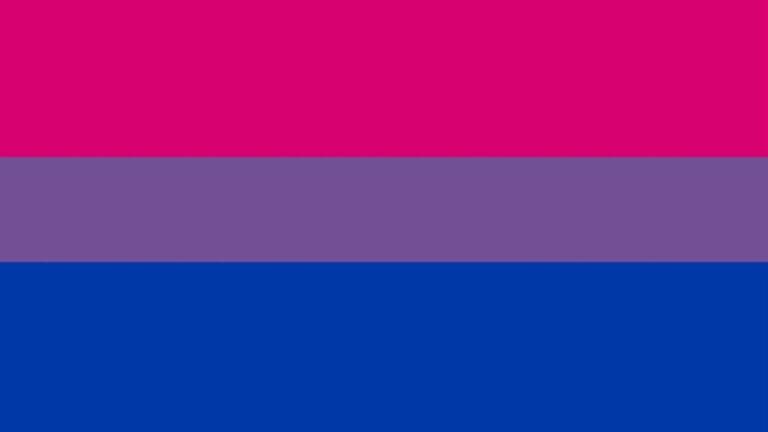 Bandera de l'orgull bisexual